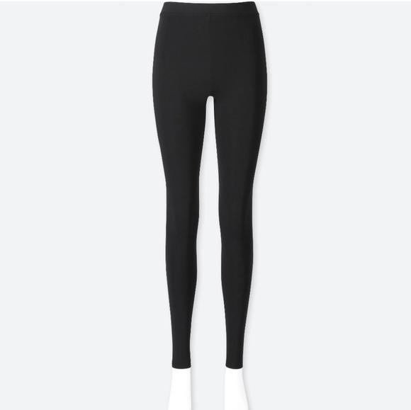90ef8704c1385 Uniqlo Pants   Heattech Extra Warm Leggings   Poshmark